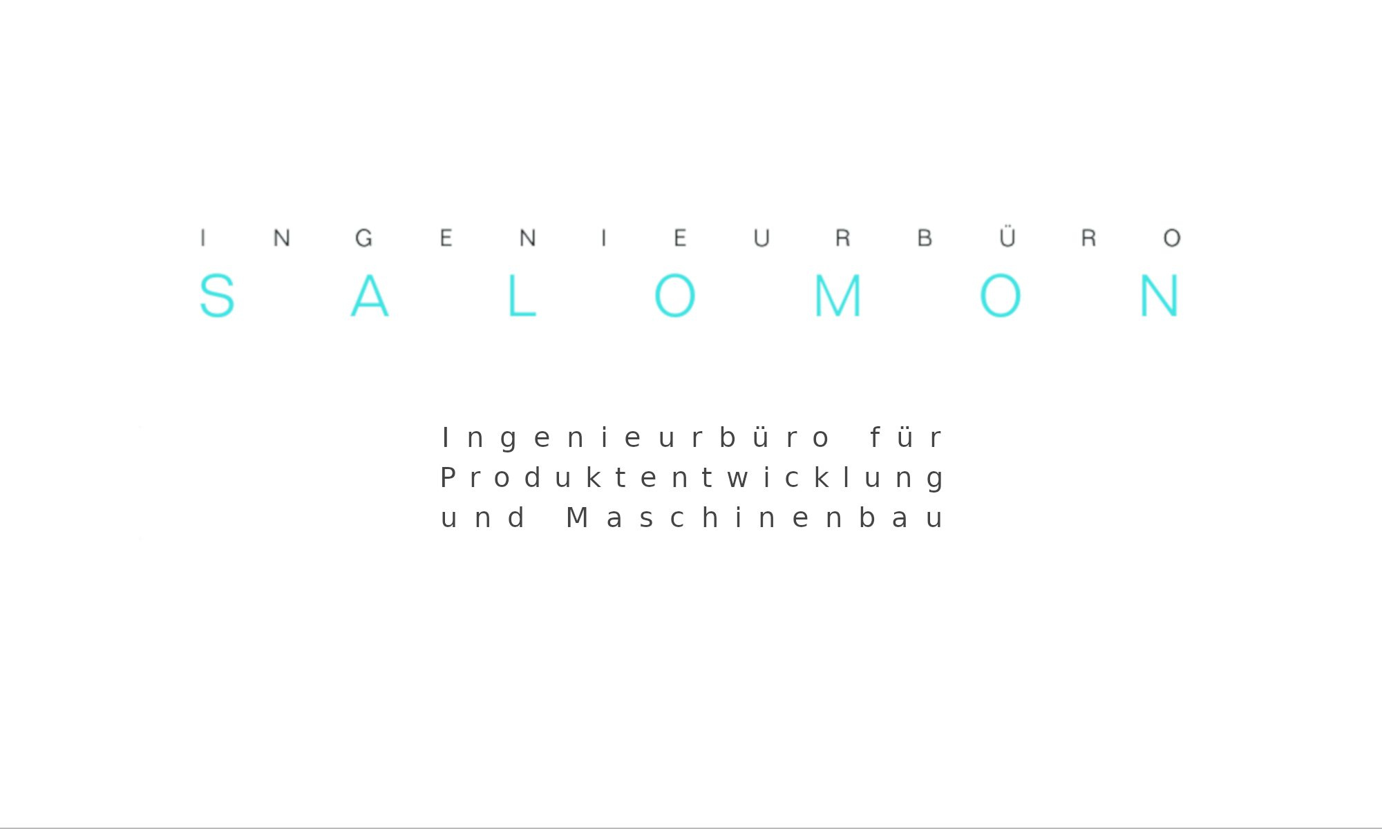 Ingenieurbüro Salomon